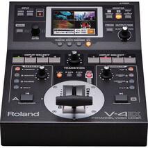 Mezcladora de Video Roland V-4EX con efectos