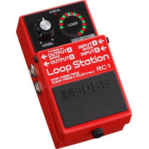 PEDAL BOSS LOOP STATION
