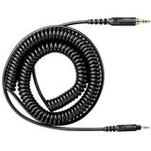 Cable espiral, reemplazo original para los audifonos profesionales modelos SRH840, SRH750DJ y SRH440.