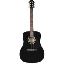 Guitarra Acustica Fender Fender CD-60 negra