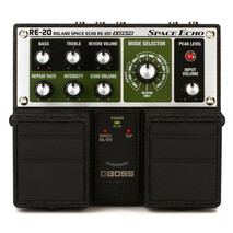 Pedal Space Echo serie TWIN