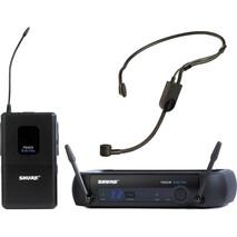 Microfono Inalambrico Shure de Diadema PGXD14/PGA31