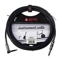 Cable reforzado para guitarra 15 pies CM-12 color Rojo