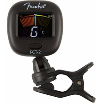 Afinador Fender ft-1 clip on tuner (fct-012)