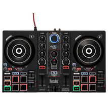 Controlador DJ inpulse 200