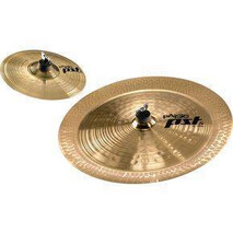 "Platillo Paiste PST 5 Pack 10 Splash 18"" China"
