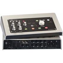 Interfaz de Audio USB 2x6 CH I/O y Matriz de monitoreo 3x3