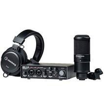 Paquete de Interfaz con Audífonos y Micrófono