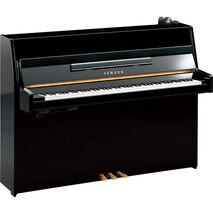 Piano Vertical Yamaha JU109 Negro Brillante con sistema Silent