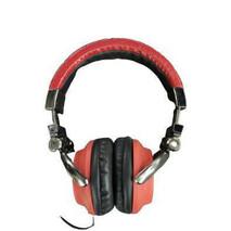 Audifonos Disco 400 RED