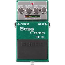 Pedal De Efectos Boss Bass Compressor