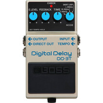 Pedal De Efectos BOSS Digital Delay
