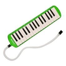 Melodica 32 Teclas Verde 2 1/2 Octavas C/ Estuche Extreme