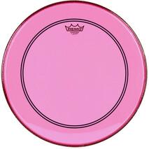 Parche Remo Colortone Powerstroke 3 de 22 pulgadas Rosa