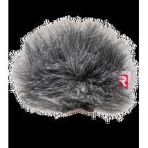 Shure AMV88-FUR  Windjammer de Rycote para micrófonos estéreo digitales MV88