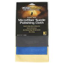 MICROFIBRA MUSIC NOMAD P/LIMPIEZA 3 PACK