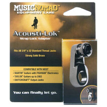ADAPTADOR MUSIC NOMAD ACOUSTI-LOK STD
