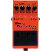 MD-2 Pedal de efectos Mega Distorsion