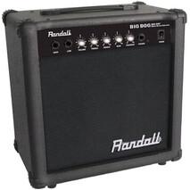 Amplificador De Bajo Electrico 25W Big Dog Randall