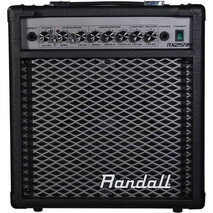 Amplificador De Guitarra Electrica 25W 2Ch Serie Rx Randall