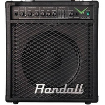 Amplificador De Guitarra Electrica 30W 2Ch Serie Rx Randall