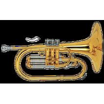 Melofono De Marcha Laqueado En Fa Cfh-750L Century