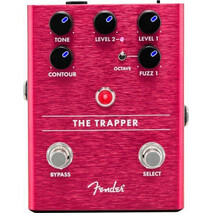 Pedal Fender THE TRAPPER DUAL FUZZ