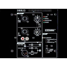 Bafle Amplificado Yamaha DBR12