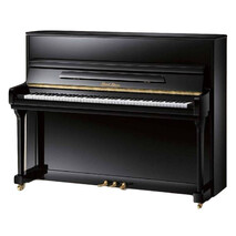 Piano Vertical  Pearl River Negro PRUP013S