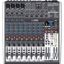 Mezcladora 16 canales Behringer X1622USB