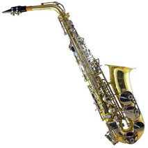 Saxofon Alto Combinado Century CNSX007