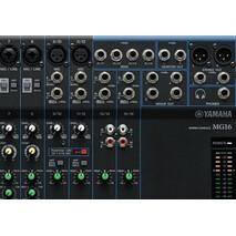 Mezcladora 16 canales Yamaha MG16