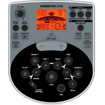Guitarra Baterias Electronica Behringer XD80USBTalman TM302-IV Marfil