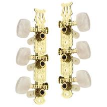 Maquinaria para guitarra acustica Dorada AOD-019C