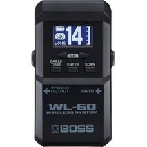 Sistema Inalámbrico Para Guitarra O Bajo Boss WL-60