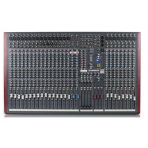 Mezcladora ZED-428 Allen and Heath de 24 canales