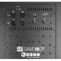 Ld Systems DAVE 18G3