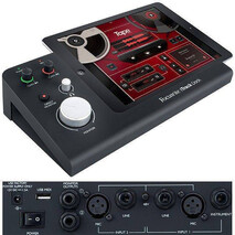 Interfase Itrack Dock Studio Focusrite