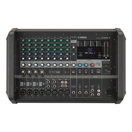 Consola amplificada Yamaha EMX 7