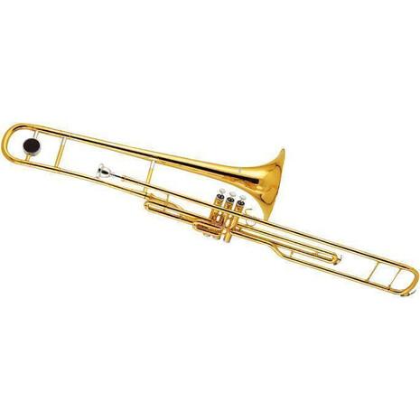 Trombon De Embolos En /Bb / Laqueado Sl-900l