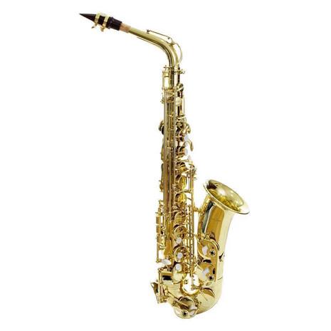Saxofon Alto Silvertone SLSX009 Laqueado