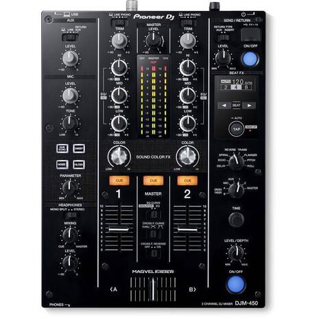Mezcladora DJM-450 Pioneer