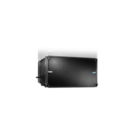 Bafle amplificado arreglo lineal DVA-T8