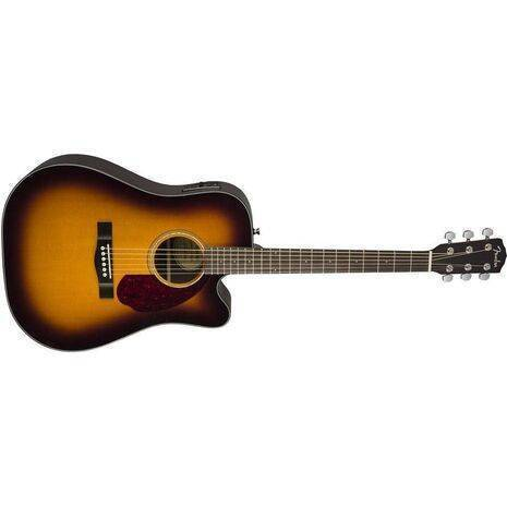 Guitarra Fender CD-140SCE Sunburst 0962704232