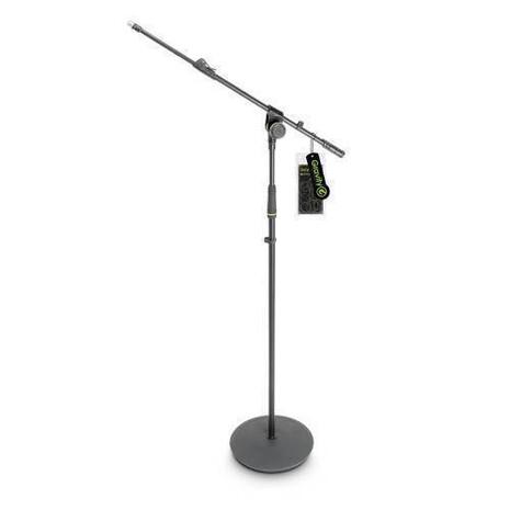 Stand para micrófono base redonda MS2312B