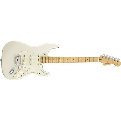Guitarra Fender Stratocaster 0144502515 Blanca Polar