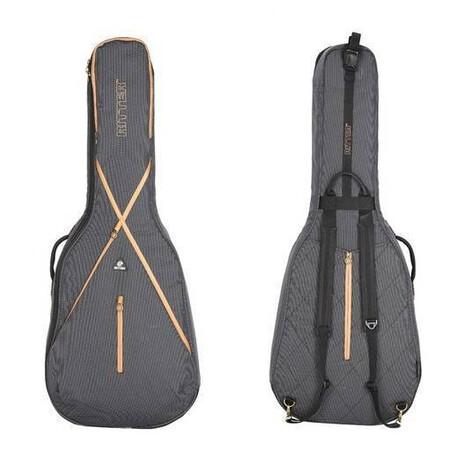Funda Ritter Guitarra Acustica Texana Gris-Marron