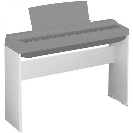 Base Para Piano Digital P-121 Blanco