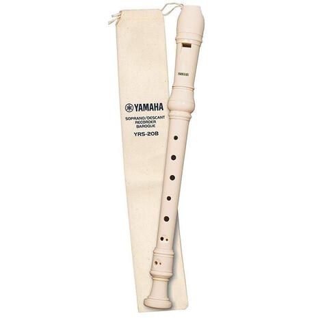 Flauta soprano de Plástico Yamaha (50)