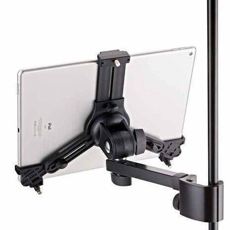 Soporte regulable con holder para tablet  K & M